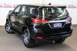 2021 Toyota Fortuner GUN156R GX Eclipse Black 6 Speed Automatic Wagon.