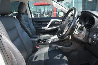 2019 Mitsubishi Pajero Sport QE MY19 GLS Sterling Silver 8 Speed Sports Automatic Wagon