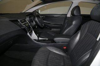 2010 Hyundai i45 YF Active Noble White 6 Speed Sports Automatic Sedan