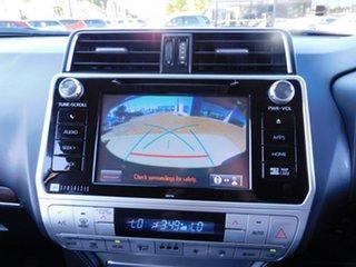 2019 Toyota Landcruiser Prado GDJ150R VX Silver 6 Speed Sports Automatic Wagon