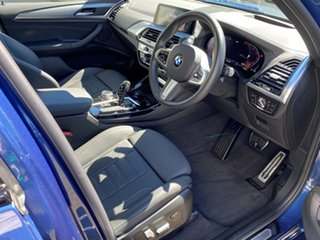 2021 BMW X3 G01 xDrive30i M Sport Phytonic Blue 8 Speed Auto Steptronic Sport Wagon