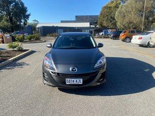2010 Mazda 3 BL10F1 Maxx Grey 6 Speed Manual Hatchback.