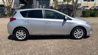 2014 Toyota Corolla ZRE182R Ascent Sport Silver 7 Speed CVT Auto Sequential Hatchback