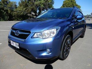 2014 Subaru XV G4X MY14 2.0i Lineartronic AWD Blue 6 Speed Constant Variable Wagon.