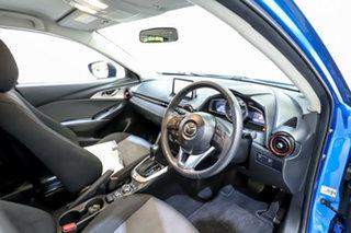 2015 Mazda CX-3 DK2W7A Maxx SKYACTIV-Drive Blue 6 Speed Sports Automatic Wagon