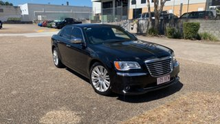2013 Chrysler 300C LUXURY MY12 Black Automatic Sedan.