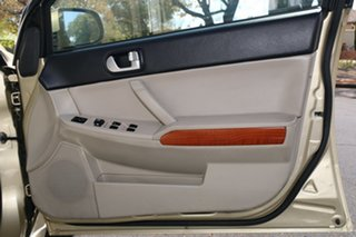 2005 Mitsubishi 380 DB LS Gold 5 Speed Sports Automatic Sedan