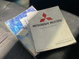 2005 Mitsubishi Pajero NP MY05 Exceed Silver 5 Speed Sports Automatic Wagon