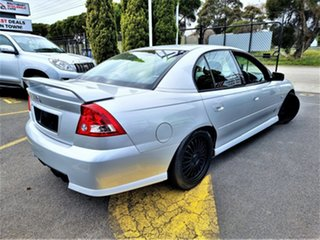 2003 Holden Commodore VY II S Silver 4 Speed Automatic Sedan.