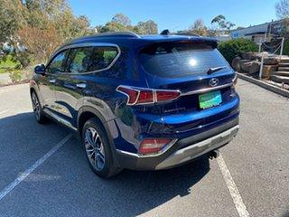 2018 Hyundai Santa Fe DM5 MY18 Active Blue 6 Speed Sports Automatic Wagon