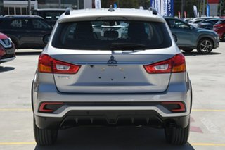 2019 Mitsubishi ASX XC MY19 ES 2WD ADAS Sterling Silver 1 Speed Constant Variable Wagon