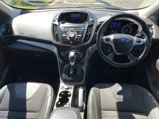 2013 Ford Kuga TF Trend White Sports Automatic Wagon