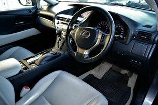 2014 Lexus RX GGL15R RX350 Luxury Grey 6 Speed Sports Automatic Wagon