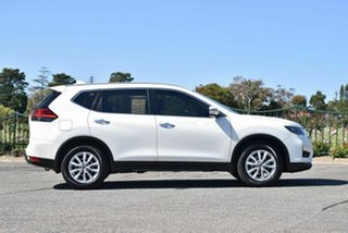2018 Nissan X-Trail T32 Series II ST X-tronic 2WD Pearl White 7 Speed Constant Variable Wagon