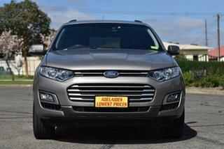 2015 Ford Territory SZ MkII TS Seq Sport Shift AWD Bronze 6 Speed Sports Automatic Wagon.