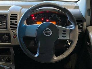 2005 Nissan Pathfinder R51 ST White 6 Speed Manual Wagon