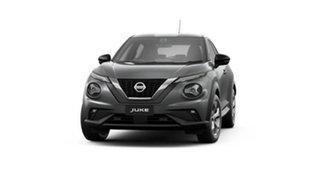 2021 Nissan Juke F16 ST+ DCT 2WD Gun Metallic 7 Speed Sports Automatic Dual Clutch Hatchback.
