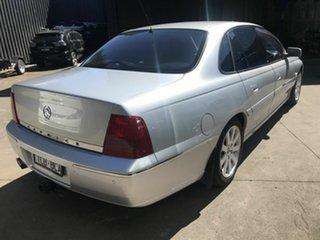 2003 Holden Caprice WK Silver 4 Speed Automatic Sedan