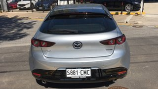 2021 Mazda 3 BP2HLA G25 SKYACTIV-Drive Astina 6 Speed Sports Automatic Hatchback