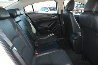 2014 Mazda 3 BM5278 Touring SKYACTIV-Drive White 6 Speed Sports Automatic Sedan