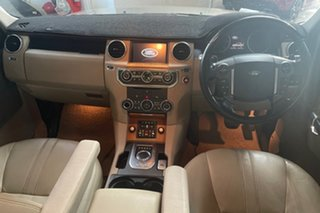 2013 Land Rover Discovery 4 Series 4 L319 MY13 SDV6 HSE Beige 8 Speed Sports Automatic Wagon