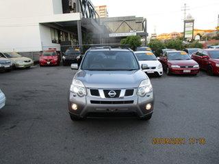 Nissan X-Trail T31 TL Grey 5 Speed Automatic Wagon.