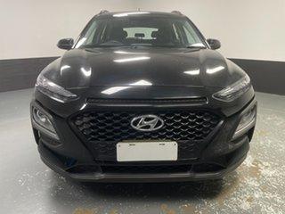2018 Hyundai Kona OS.2 MY19 Go 2WD Black 6 Speed Sports Automatic Wagon.