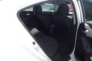 2016 Kia Cerato YD MY17 SLi White 6 Speed Sports Automatic Sedan