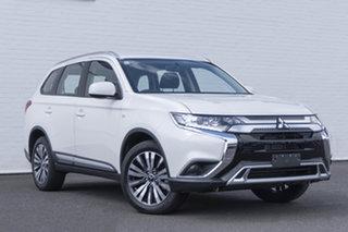 2018 Mitsubishi Outlander ZL MY19 ES AWD Starlight 6 Speed Constant Variable Wagon.