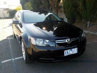 2009 Holden Commodore VE MY09.5 International Black 4 Speed Automatic Sportswagon.