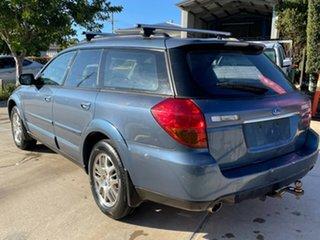 2004 Subaru Outback B4A MY04 AWD Blue 4 Speed Sports Automatic Wagon