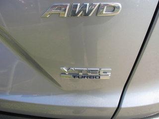 2017 Honda CR-V MY18 VTi-LX (AWD) Silver Continuous Variable Wagon