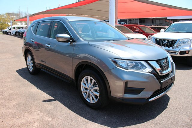 Pre-Owned Nissan X-Trail T32 Series II ST X-tronic 4WD Darwin, 2019 Nissan X-Trail T32 Series II ST X-tronic 4WD Grey 7 Speed Continuous Variable Wagon