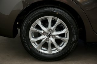 2016 Mazda 2 DL2SAA Maxx SKYACTIV-Drive Bronze 6 Speed Sports Automatic Sedan