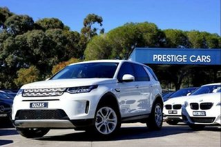 2020 Land Rover Discovery Sport L550 20.5MY S White 9 Speed Sports Automatic Wagon