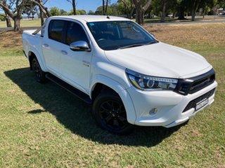 Hilux 4x4 SR5 2.8L T Diesel Automatic Double Cab.