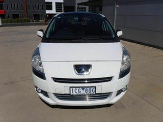 2014 Peugeot 5008 White Wagon