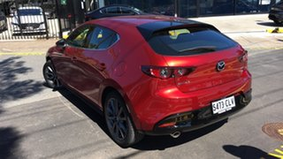 2021 Mazda 3 BP2H7A G20 SKYACTIV-Drive Touring 6 Speed Sports Automatic Hatchback.