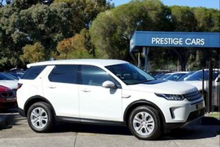 2020 Land Rover Discovery Sport L550 20.5MY S White 9 Speed Sports Automatic Wagon.
