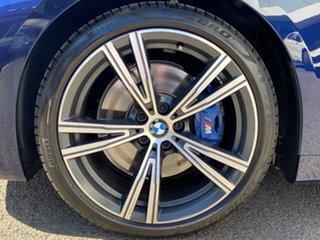 2020 BMW 430i G22 M Sport Tanzanite Blue 8 Speed Auto Steptronic Sport Coupe.