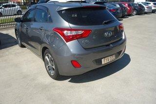 2015 Hyundai i30 GD3 Series II MY16 Active X Grey 6 Speed Sports Automatic Hatchback.