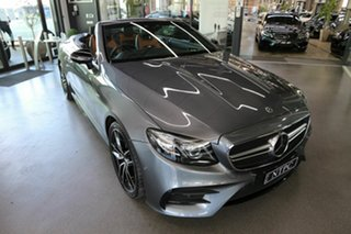 2018 Mercedes-Benz E-Class A238 809MY E53 AMG 9G-Tronic PLUS 4MATIC+ Grey 9 Speed Sports Automatic