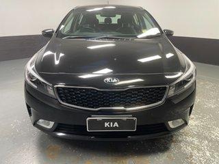 2018 Kia Cerato YD MY18 Sport+ Aurora Black 6 Speed Sports Automatic Hatchback.