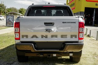2021 Ford Ranger PX MkIII 2021.75MY Wildtrak Silver 6 Speed Sports Automatic Double Cab Pick Up.