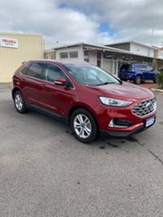2019 Ford Endura CA MY19 Trend (AWD) Red 8 Speed Automatic Wagon.