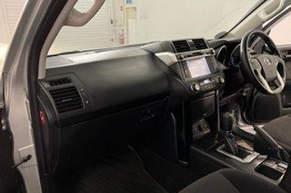 2017 Toyota Landcruiser Prado GDJ150R GX Silver 6 speed Automatic Wagon
