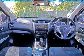 2015 Nissan Navara D23 ST 4x2 Red 6 Speed Manual Utility