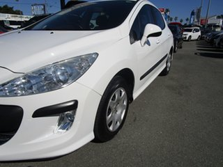2009 Peugeot 308 T7 XS White 5 Speed Manual Hatchback