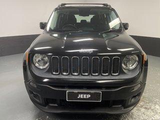 2015 Jeep Renegade BU MY16 Longitude DDCT Black 6 Speed Sports Automatic Dual Clutch Hatchback.