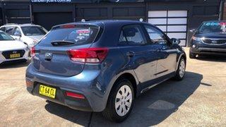 2018 Kia Rio YB MY19 S Blue 4 Speed Automatic Hatchback.